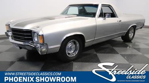 1972 Chevrolet El Camino for sale in Mesa, AZ