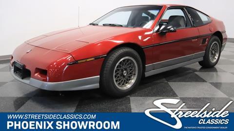 1987 Pontiac Fiero for sale in Mesa, AZ