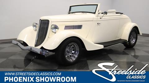 1934 Ford Cabriolet  for sale in Mesa, AZ