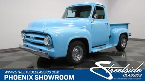 1953 Ford F-100 for sale in Mesa, AZ