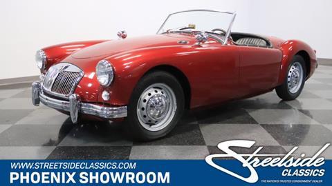 1958 MG MGA for sale in Mesa, AZ