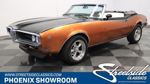 1968 Pontiac Firebird for sale in Mesa, AZ