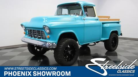 1955 Chevy Truck >> 1955 Chevrolet 3100 For Sale In Mesa Az
