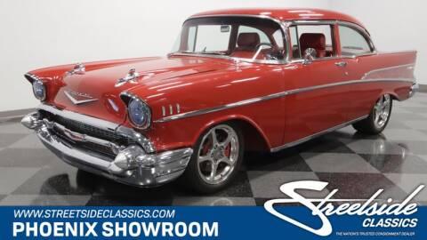 Model Cars For Sale >> 1957 Chevrolet Bel Air For Sale In Mesa Az