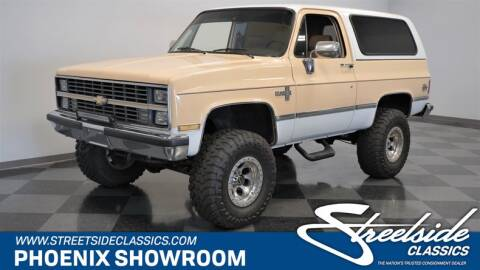 Used 1984 Chevrolet Blazer For Sale In Foley Al Carsforsale Com