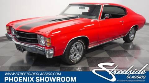 1971 Chevrolet Chevelle for sale at Streetside Classic Cars - Phoenix in Mesa AZ