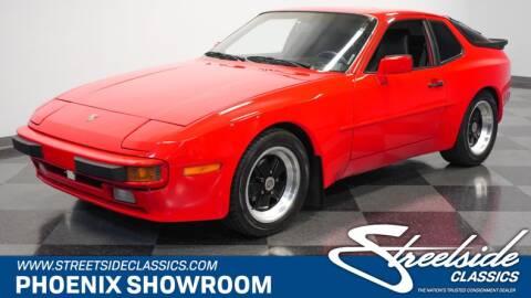 1985 Porsche 944 for sale at Streetside Classic Cars - Phoenix in Mesa AZ