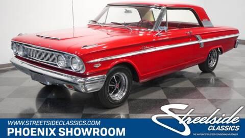 1964 Ford Fairlane for sale at Streetside Classic Cars - Phoenix in Mesa AZ