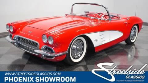 1961 Chevrolet Corvette for sale at Streetside Classic Cars - Phoenix in Mesa AZ