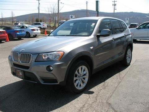 2014 BMW X3 for sale in Harriman, NY
