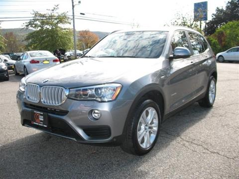 2017 BMW X3 for sale in Harriman, NY