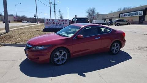 2012 Honda Accord for sale in Kansas City, MO