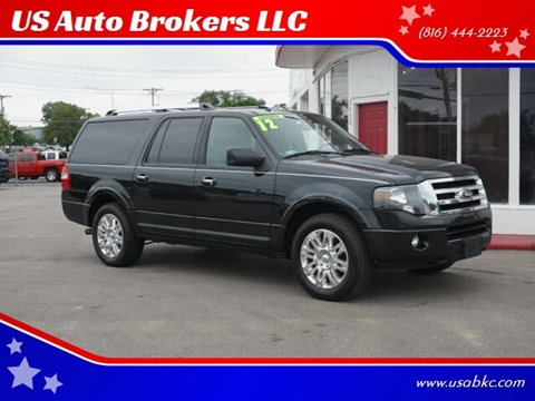 2012 Ford Expedition EL for sale in Kansas City, MO