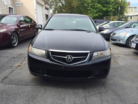 2005 Acura TSX for sale at Welcome Motors LLC in Haverhill MA