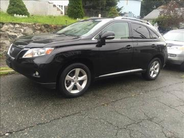 2010 Lexus RX 350 for sale at Welcome Motors LLC in Haverhill MA
