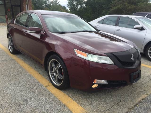 Acura TL SHAWD In Haverhill MA Welcome Motors LLC - Acura tl awd for sale