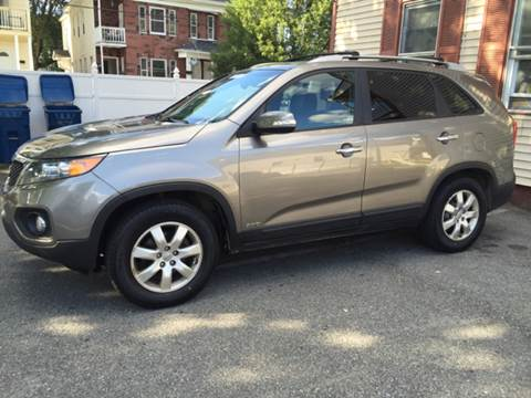 2012 Kia Sorento for sale at Welcome Motors LLC in Haverhill MA