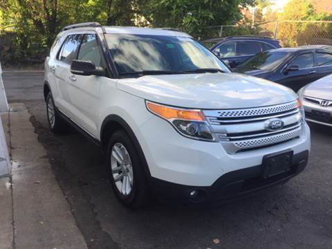 2012 Ford Explorer for sale in Haverhill, MA