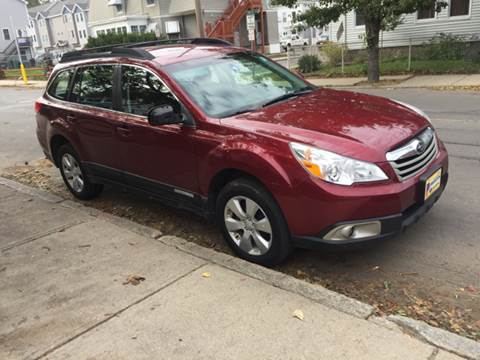 2012 Subaru Outback for sale at Welcome Motors LLC in Haverhill MA