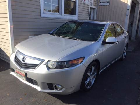 2013 Acura TSX for sale at Welcome Motors LLC in Haverhill MA