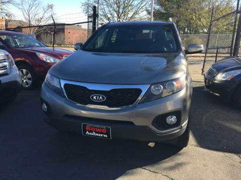 2011 Kia Sorento for sale at Welcome Motors LLC in Haverhill MA