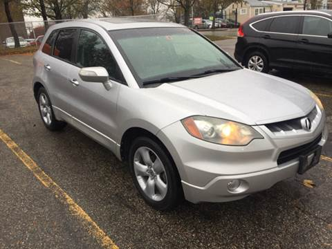 2008 Acura RDX for sale at Welcome Motors LLC in Haverhill MA