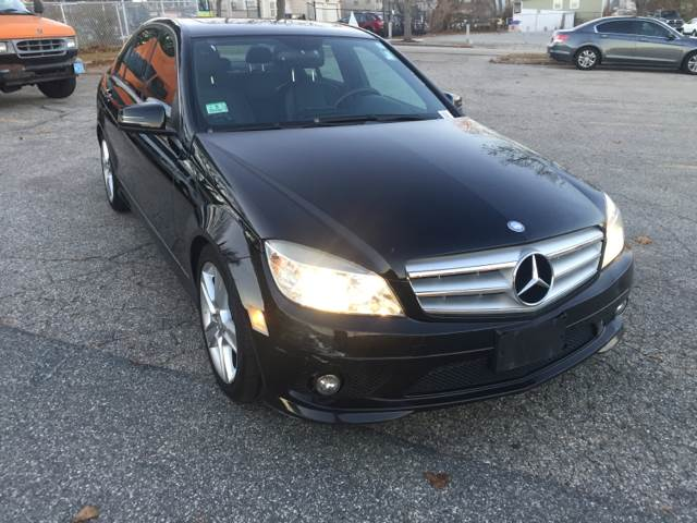 2010 Mercedes Benz C Class For Sale At Welcome Motors LLC In Haverhill MA