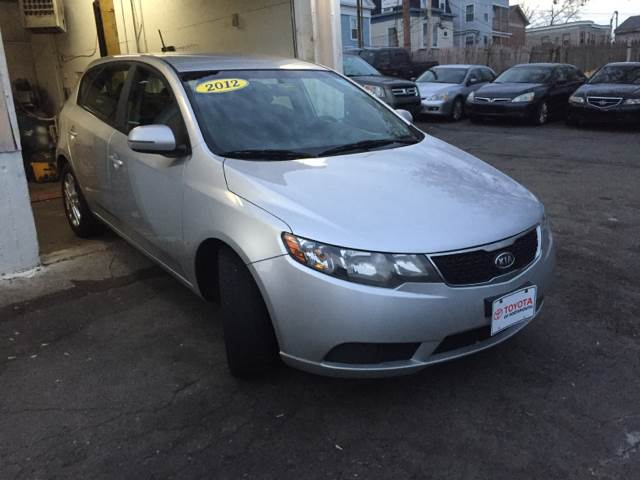 2012 Kia Forte5 for sale at Welcome Motors LLC in Haverhill MA