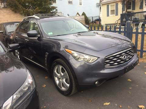 2010 Infiniti FX35 for sale at Welcome Motors LLC in Haverhill MA