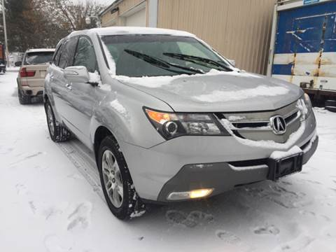 2009 Acura MDX for sale at Welcome Motors LLC in Haverhill MA
