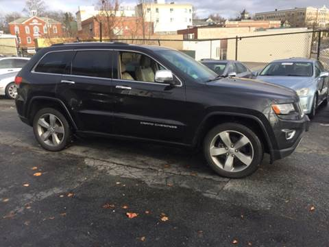 2014 Jeep Grand Cherokee for sale at Welcome Motors LLC in Haverhill MA