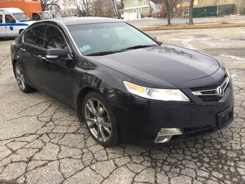 2010 Acura TL for sale at Welcome Motors LLC in Haverhill MA