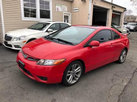 2007 Honda Civic for sale at Welcome Motors LLC in Haverhill MA