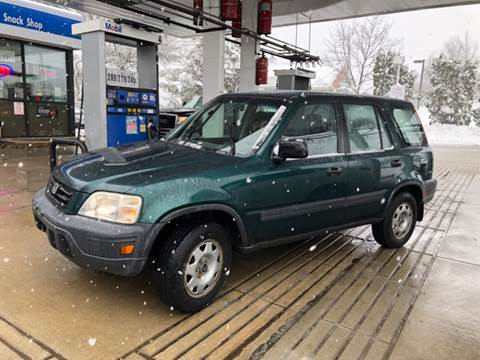 2001 Honda CR-V for sale at Welcome Motors LLC in Haverhill MA