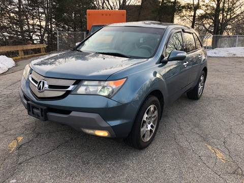 2007 Acura MDX for sale at Welcome Motors LLC in Haverhill MA