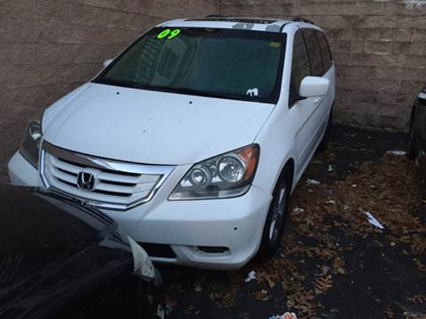 2009 Honda Odyssey for sale at Welcome Motors LLC in Haverhill MA