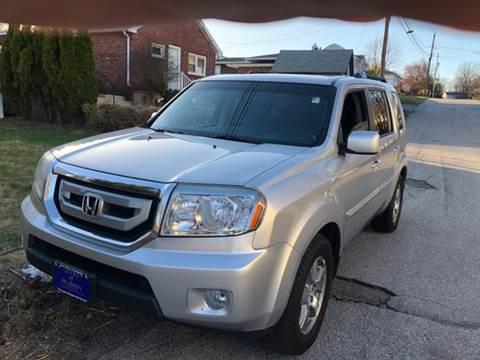 2011 Honda Pilot for sale at Welcome Motors LLC in Haverhill MA