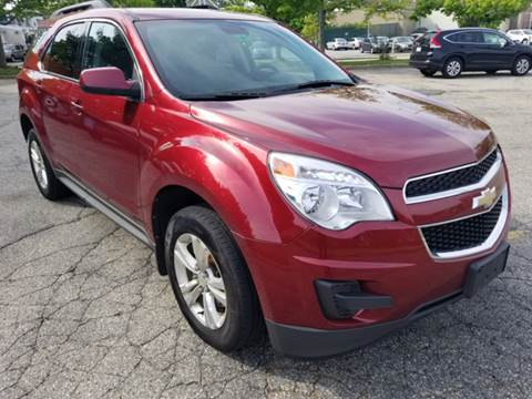 2012 Chevrolet Equinox for sale at Welcome Motors LLC in Haverhill MA