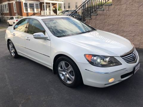 2008 Acura RL for sale at Welcome Motors LLC in Haverhill MA