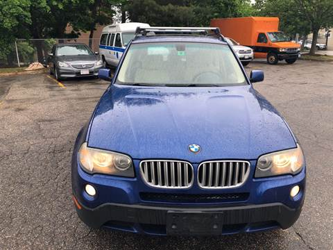 2008 BMW X3 for sale at Welcome Motors LLC in Haverhill MA