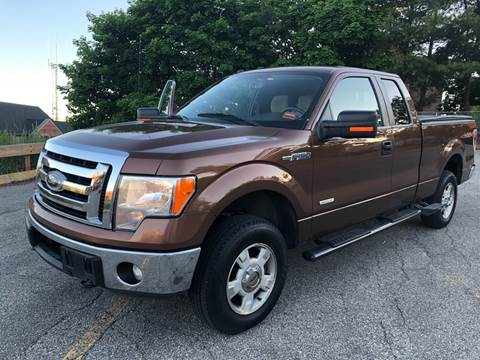 2011 Ford F-150 for sale at Welcome Motors LLC in Haverhill MA