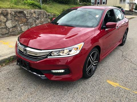 2017 Honda Accord for sale at Welcome Motors LLC in Haverhill MA
