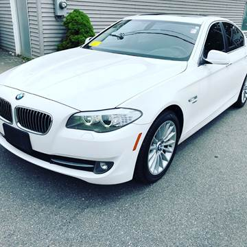 2011 BMW 5 Series for sale at Welcome Motors LLC in Haverhill MA