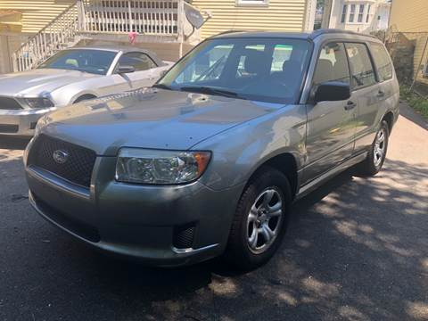 2007 Subaru Forester for sale at Welcome Motors LLC in Haverhill MA