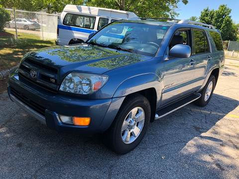 2003 Toyota 4Runner for sale at Welcome Motors LLC in Haverhill MA