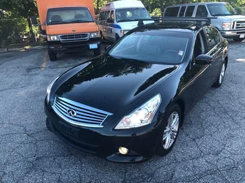 2011 Infiniti G37 Sedan for sale at Welcome Motors LLC in Haverhill MA