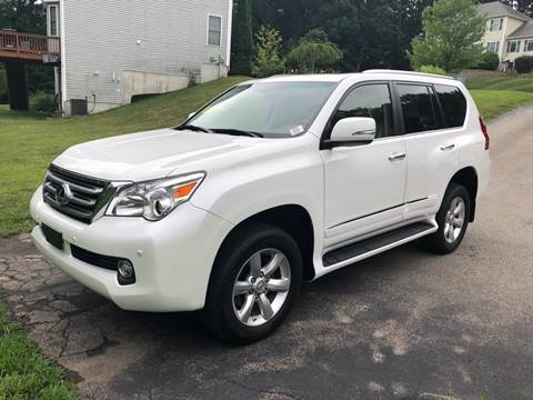 2012 Lexus GX 460 for sale at Welcome Motors LLC in Haverhill MA