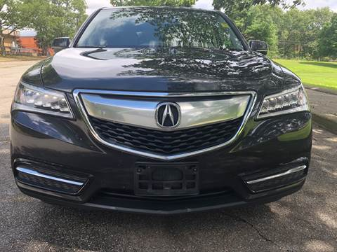2015 Acura MDX for sale at Welcome Motors LLC in Haverhill MA