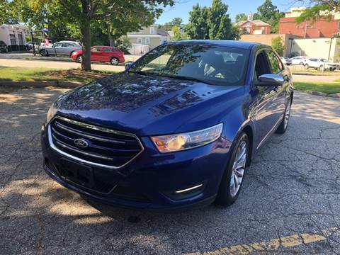 2013 Ford Taurus for sale at Welcome Motors LLC in Haverhill MA