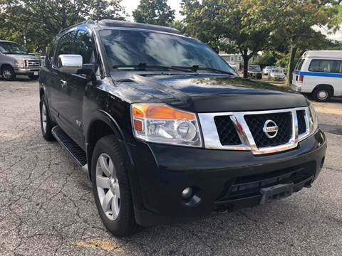 2008 Nissan Armada for sale at Welcome Motors LLC in Haverhill MA